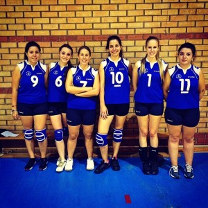 jornada 1 voleibol femenino