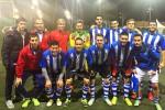Ucjc 6 - 1 New Team (14-12-2015)