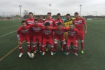 7 Jornada   UCJC 5 - 0 CEU San Pablo (13-12-2016)