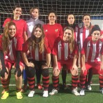 equipo femenino