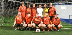 Fútbol 7 Femenino Jornada 1 @ Universidad Ray Juan Carlos