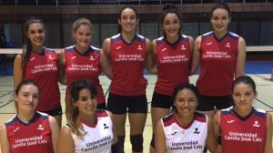 Voleibol Femenino  Fase 2 - Jornada 1 @ Polideportivo Navalcarbón (Las Rozas)